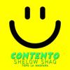 Shelow Shaq & Topo La Maskara - Contento ilustración