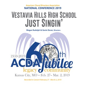 Vestavia Hills High School Just Singin', Megan Rudolph & Josh Norris - Waving Through a Window (Arr. Jacob Tourjeman) (Live)