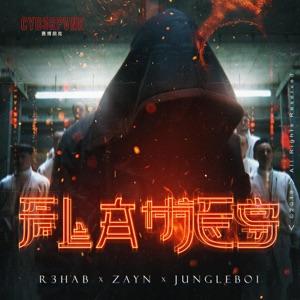 R3HAB feat ZAYN , JUNGLEBOI - Flames Chords and Lyrics