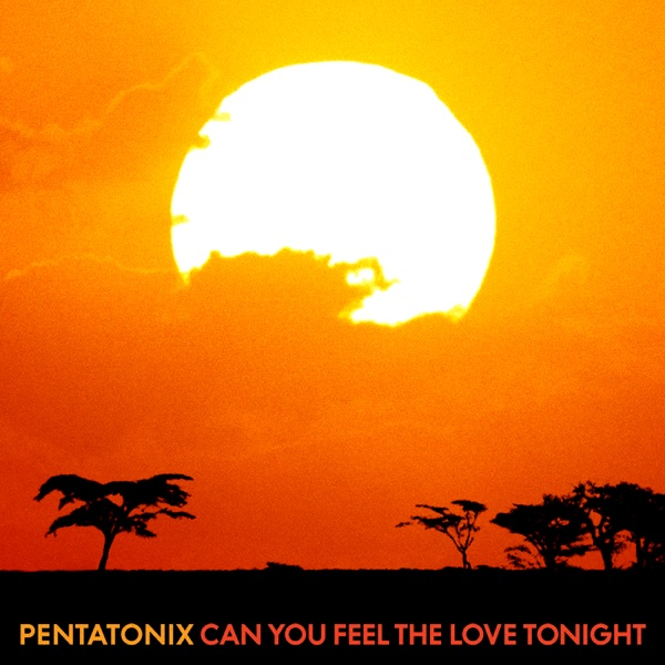 Can You Feel the Love Tonight - Pentatonix song image