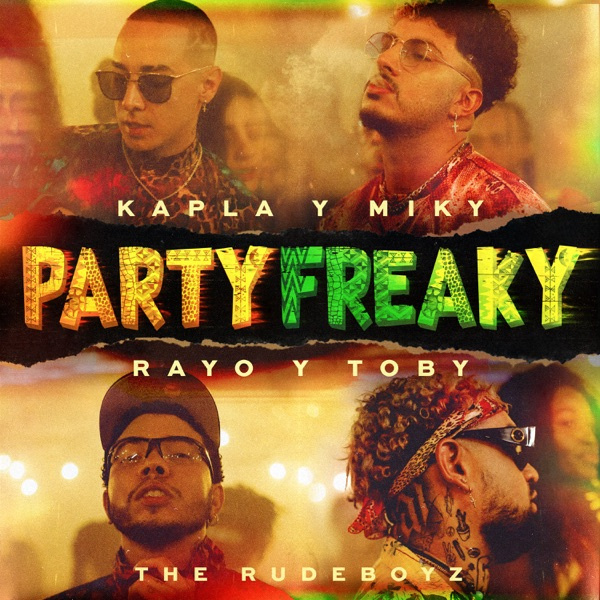 Party Freaky - Single
