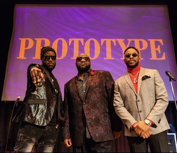 Prototype (feat. Raheem DeVaughn & Robert Glasper) - Single