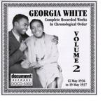 Georgia White - Sinking Sun Blues