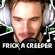 PewDiePie & Party in Backyard - Frick a Creeper (Remix)