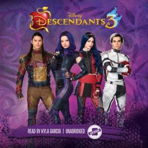 Descendants 3 - Carin Davis audiobook, mp3