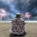 Rexx Life Raj - Grey Clouds & Raindrops