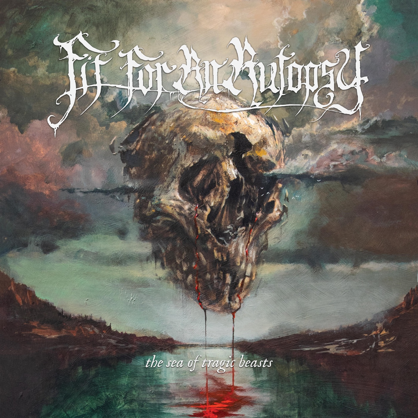 Fit for An Autopsy - The Sea of Tragic Beasts (2019)