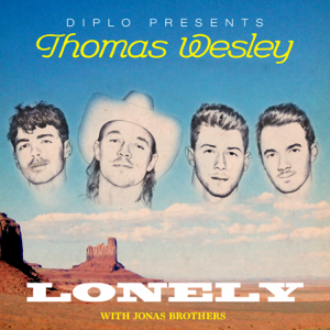 Diplo & Jonas Brothers - Lonely