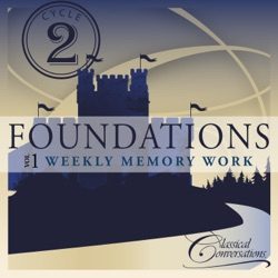 View album Classical Conversations - Foundations Cycle 2, Vol.1 - Weekly Memory Work