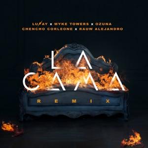 Lunay, Myke Towers & Ozuna - La Cama feat. Chencho Corleone & Rauw Alejandro