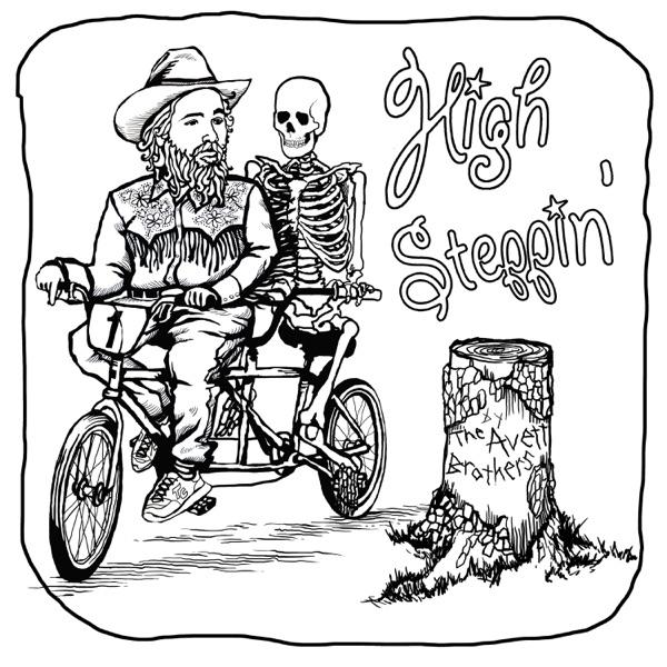 High Steppin' - Single