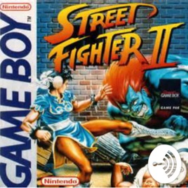 Street Fighter 2 for Game Boy Podcast: RT-Nathan's 9 months old