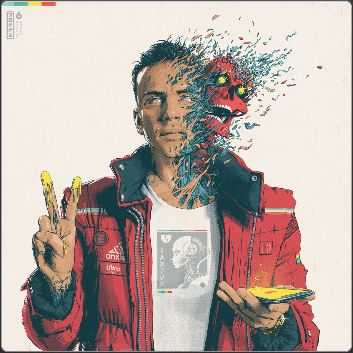 Confessions of a Dangerous Mind Logic CD cover