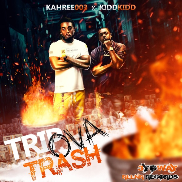 Trip Ova Trash (feat. Kidd Kidd) - Single