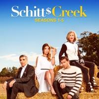 Schitt's Creek: Seasons 1-5