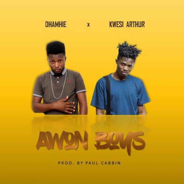 Awon Boys (feat. Kwesi Arthur) - Single