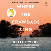 Where the Crawdads Sing (Unabridged) - Delia Owens Cover Art