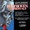 Beethoven Symphony No 9 in D Minor Op 125 Choral Ed G Mahler