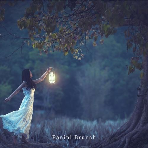 Panini Brunch – Autumn Night Street Lamp – Single