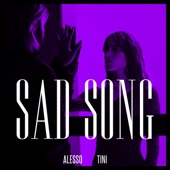 Alesso - Sad Song (feat. TINI)