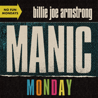 Billie Joe Armstrong - Manic Monday artwork