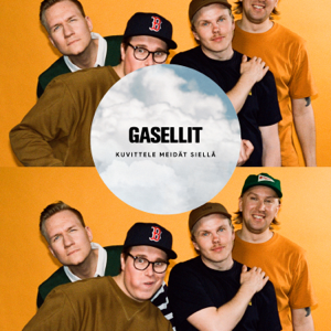 Gasellit - Kuvittele meidät siellä