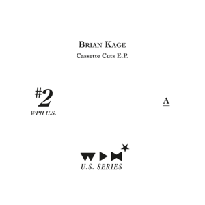 Brian Kage - The Cassette Cuts - EP