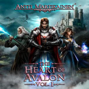Antti Martikainen - The Heart of Avalon, Vol. 1