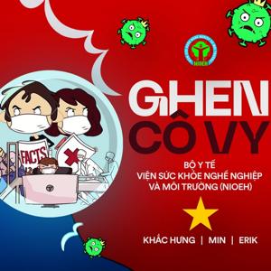 MIN x ERIK & Khắc Hưng - Ghen Cô Vy (WASHING HAND SONG)