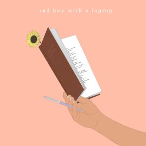 sad boy with a laptop - Internal Renaissance