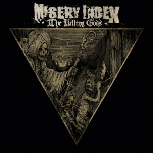 Misery Index - The Killing Gods (Deluxe Edition)