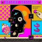 "The album art for ""Vols. 11 & 12"" by Desert Sessions"