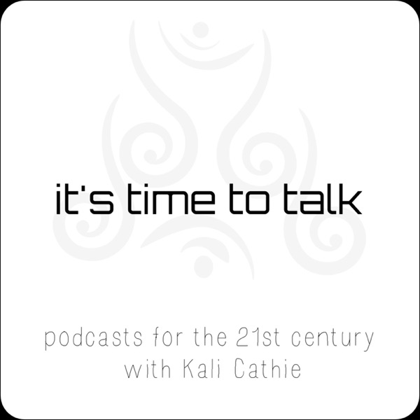 """""""It's Time to Talk"""" Podcasts for the 21st Century"""