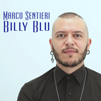 MARCO SENTIERI - Billy blu artwork