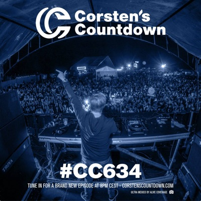 Corsten's Countdown 634 - Ferry Corsten