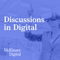 Podcast cover art for Discussion in Digital