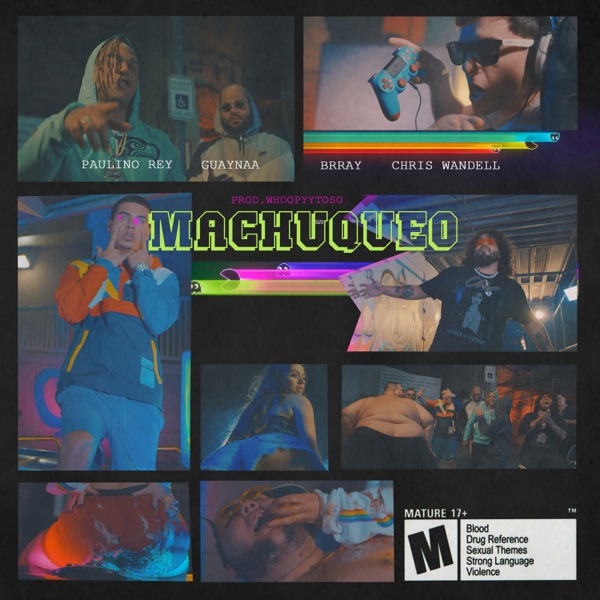 Machuqueo (feat. Chris Wandell) - Single