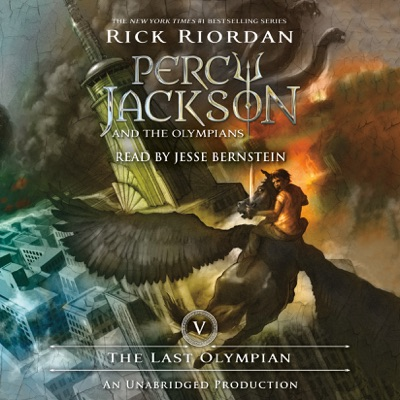 The Last Olympian: Percy Jackson and the Olympians: Book 5 (Unabridged)