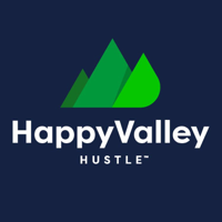 Podcast cover art for Happy Valley Hustle