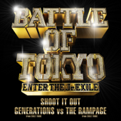 SHOOT IT OUT/GENERATIONS from EXILE TRIBE vs THE RAMPAGE from EXILE TRIBEジャケット画像