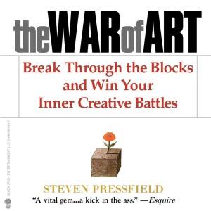 The War of Art (Unabridged) - Steven Pressfield audiobook, mp3