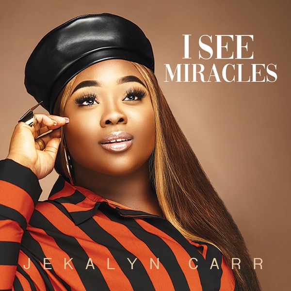 Cover art for I See Miracles