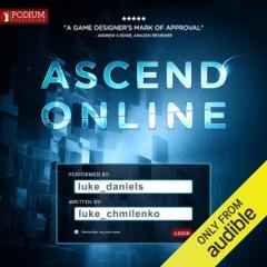 Ascend Online: Ascend Online, Book 1 (Unabridged)