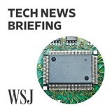 Image of WSJ Tech News Briefing podcast
