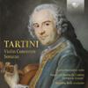 Nuova orchestra da camera Ferruccio Busoni, Massimo Belli & Laura Marzadori - Tartini: Violin Concertos, Sonatas