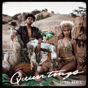 Queen Tings (feat. Santi) [Santi Remix] - Masego