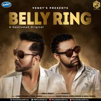 Mika Singh & Shaggy - Belly Ring artwork