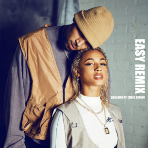 DaniLeigh - Easy (Remix) [feat. Chris Brown]
