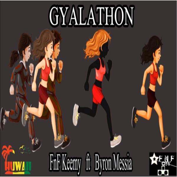 Gyalathon (feat. Byron Messia) - Single