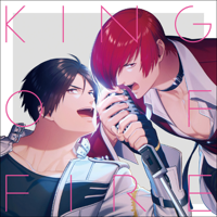 THE KING OF FIGHTERS for GIRLS - KING OF FIRE artwork